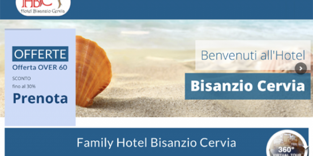 Hotel Bisanzio Cervia