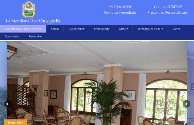 Hotel La Meridiana Brisighella